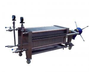 400×400板框式过滤精滤机