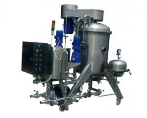 60-80全自动圆盘式硅藻土过滤机(上传动)